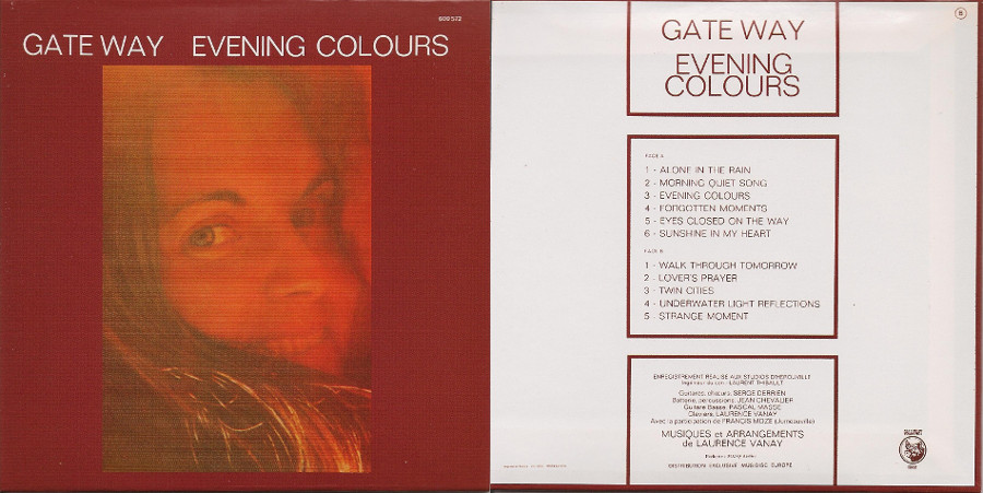 Laurence VANAY Gateway Evening colours